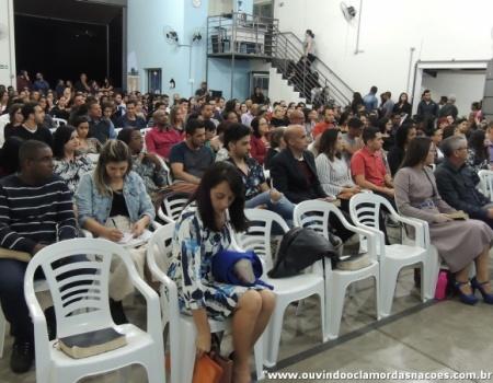 14/07/2019 - CULTO DE CELEBRAÇÃO A DEUS